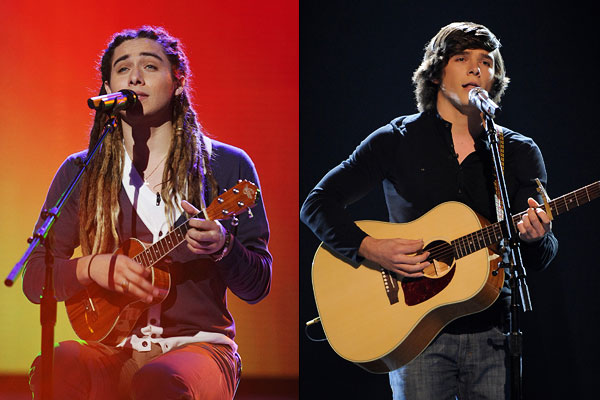 American Idol, Tim Urban | Best: ''Somewhere Over the Rainbow'' by Jason Castro (season 7, fourth place) Worst: ''Better Days'' by Tim Urban (season 9, seventh place) The first Songs…