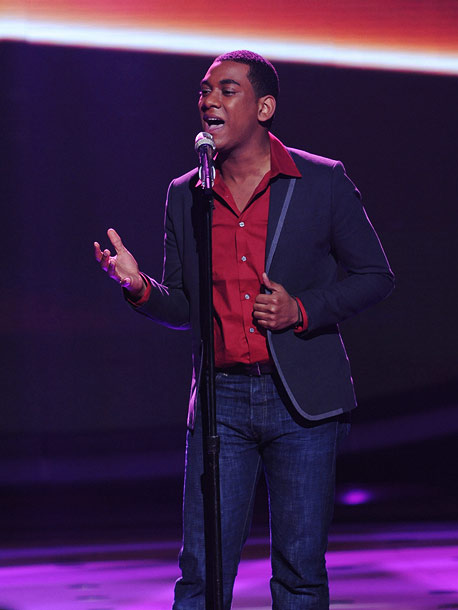 American Idol   I love a man who can make a smoothie, so I was sold on ''Mantasia'' even before he started in on Jennifer Hudson?s ''You Pulled…