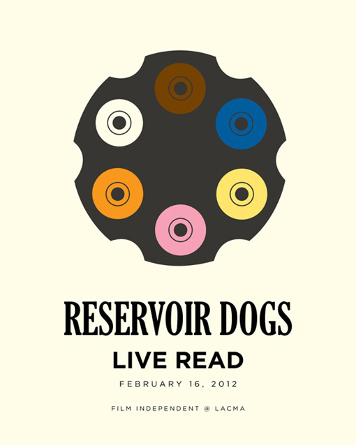 LIVE RESERVIOR DOGS