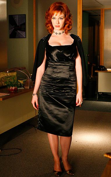 Mad Men, Christina Hendricks   Wow.