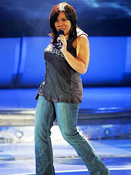 Melinda Doolittle, American Idol | The devine Ms. Doolittle was an early front runner. Simon Cowell adored her. And it seemed the golden voiced contestant could sing anything, whether she…