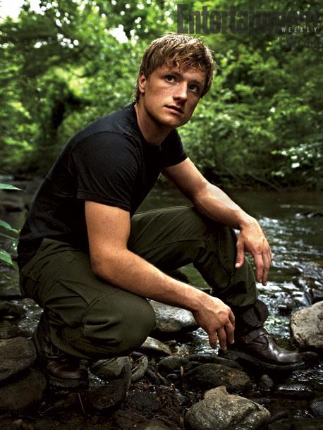 The Hunger Games, Josh Hutcherson