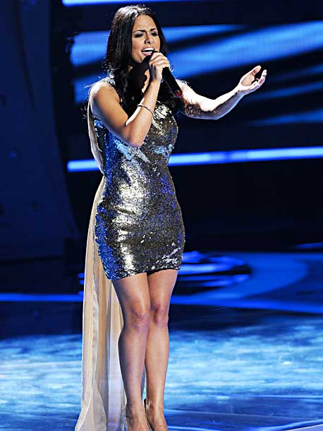 Pia Toscano, American Idol | In the early weeks of season 10, Pia Toscano seemed to be the Idol contestant to beat. With her big, belty voice, Pia was an…