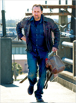 REVENGE DRIVEN Nicolas Cage in Seeking Justice