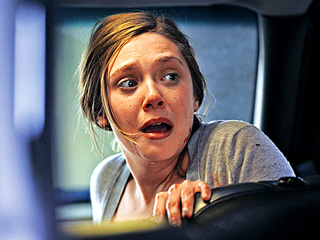 UNKNOWN FORCES Elizabeth Olsen is trapped in Silent House