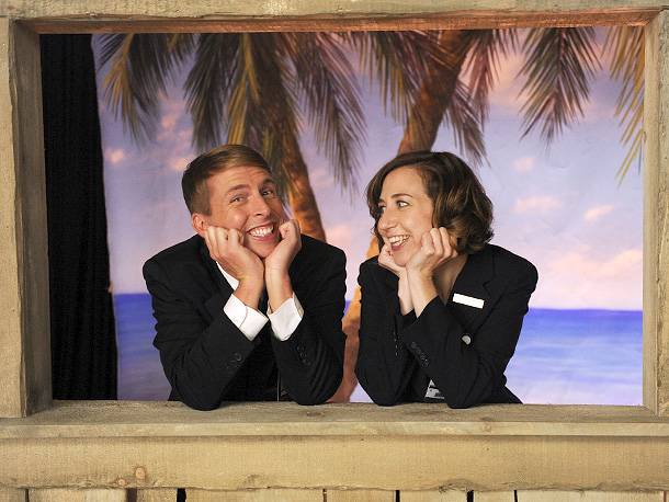 Kristen Schaal, 30 Rock | The Spin-off If They Could Sea Me Now The Premise Hazel (Kristen Schaal) leaves TGS when she gets a gig on a cruise ship. Despite…