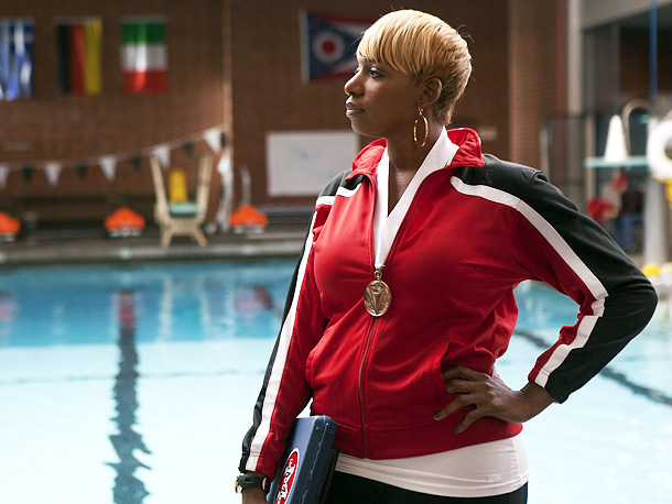 NeNe Leakes, Glee | The Spin-off Synchronized Winning The Premise After Principal Figgins cuts McKinley's athletics budget, Roz (NeNe Leakes) packs up her Olympic bronze medal and takes on…