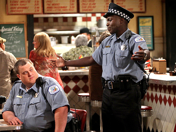 Mike & Molly, Billy Gardell | The Spin-off Carl's Junior The Premise Carl (Reno Wilson) is awakened in the middle of the night when one of his ''lady friends'' — of…