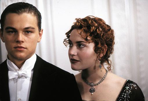 Titanic, Kate Winslet, ...