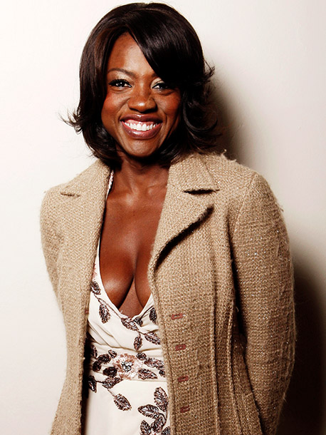 Viola Davis | The Help 's stunning lead actress will play Major Anderson (a male in Card's novel), a psychologist who oversees the emotional welfare of the young…