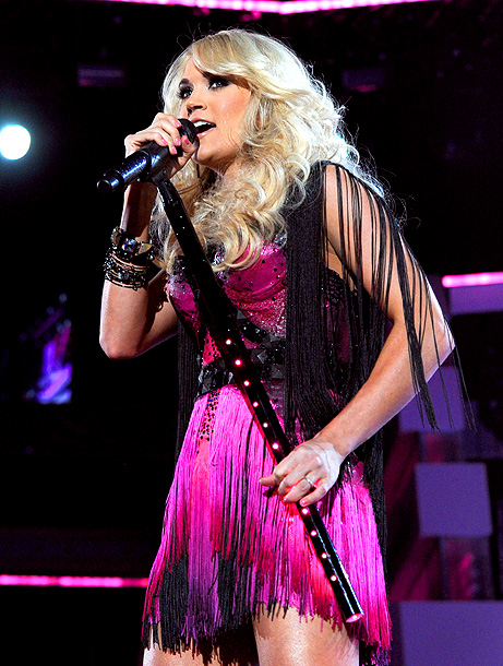 Music, Carrie Underwood, ... | Age 29 Hometown Checotah, Okla. Why we love her The country bombshell kicked off her career as a wide-eyed American Idol winner back in 2005,…