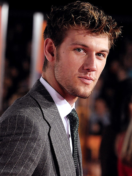 Alex Pettyfer | ''Alex Pettyfer totally embodies the arrogant, controlling man. And he's a very mature-looking 21-year-old.'' — Dom ''Yes!!!!!!!!!!! Alex as Christian PLEASE!!!!! I am praying for…
