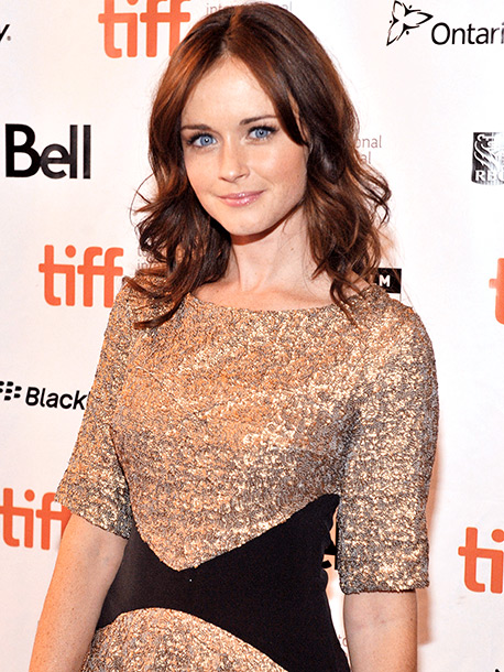 Alexis Bledel | ''I really really think Alexis Bledel would make a perfect Anastasia!!!! — Guest16