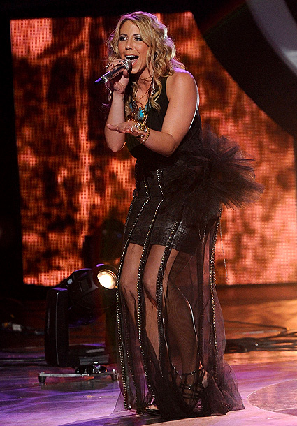 I can see her rocking the soul portion of the evening. Hell, the Billboard hit portion too. I'm just not sure she's popular enough —…