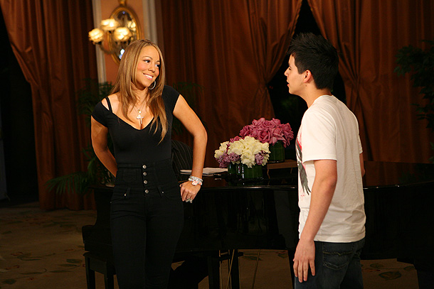 American Idol | Fans assumed the guys would be at a disadvantage when required to sing Mariah Carey songs. But instead, with Mimi's help, the boys stepped up…