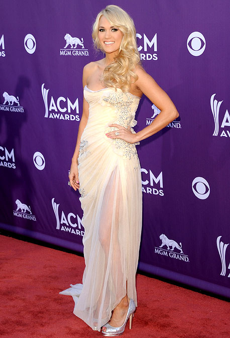 Academy of Country Music Awards, Carrie Underwood