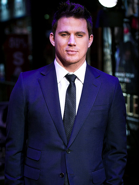 Channing Tatum | ''Choose Channing Tatum for the part of Christian. I think that you have to be careful. If you pick the wrong person to play him…
