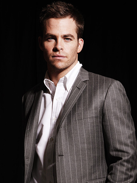 Chris Pine | ''I can picture Chris Pine as Christian....oh thos eyes, those beautiful eyes...'' — PearlsB4 Swine