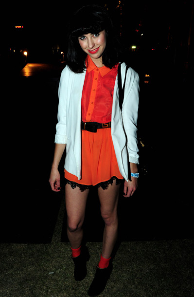 The Coachella Music and Arts Festival, Kimbra
