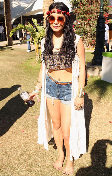 The Coachella Music and Arts Festival, Vanessa Hudgens