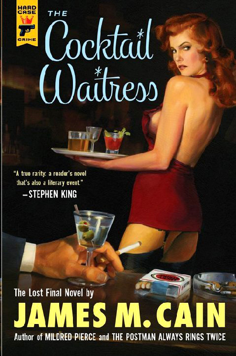 Cocktail Waitress Cover