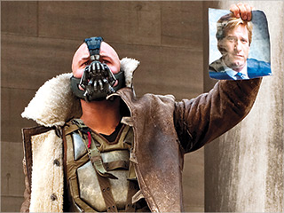 Dark Knight Rises Bane