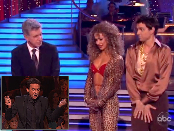 Salsa (Season 12) Alert the censors! ''You were too rough with your pussy, darling'' was one of the few times ABC had to bleep out…