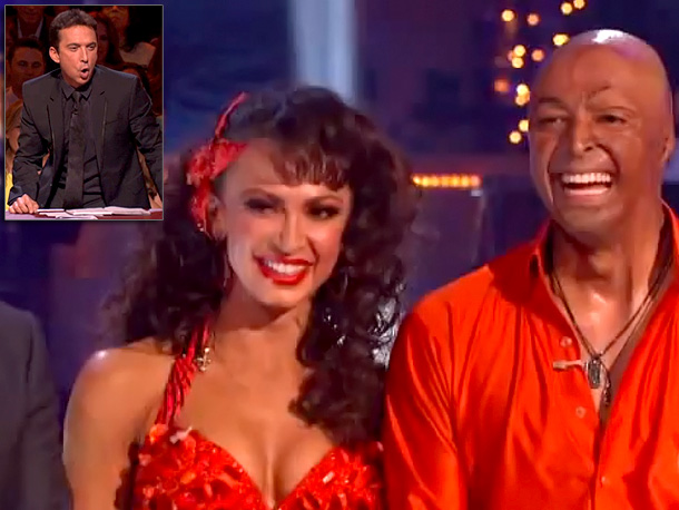 Samba (Season 13) ''Talk about hip action,'' Bruno began, gearing up. ''You were like a loin-shattering sex machine! There's a woman up there who's gonna…