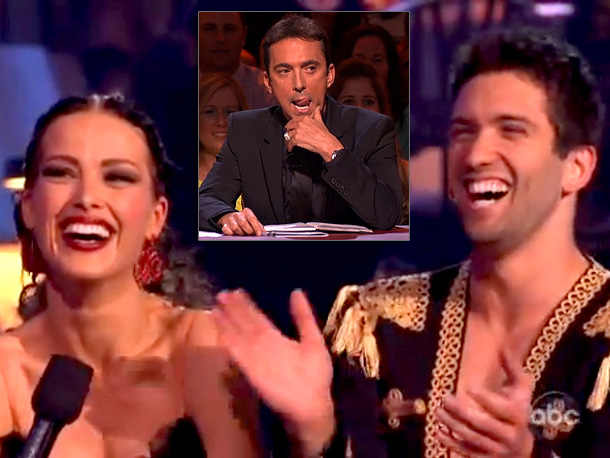 Paso Doble (Season 12) This may have been the most hip action we've seen from Bruno behind the table. ''It's not Petra. It's Carrrrrrrrrmen,'' he…