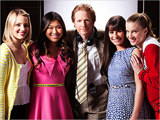 Eric Stoltz Glee
