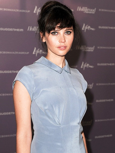 Felicity Jones | ''Felicity Jones is an inspired choice!!!!!!'' — Jordana
