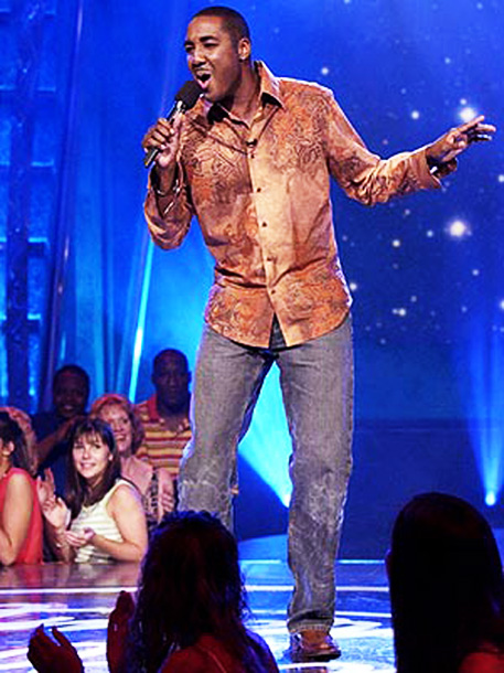 George Huff, American Idol | Returned for the top 32 during season 5 to replace a disqualified contestant (Donnie Williams) Finished 5th place Why were we surprised? When sweet George…