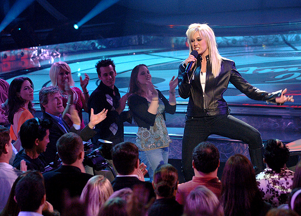 Kellie Pickler, American Idol | Song: ''Bohemian Rhapsody'' Theme Week: Queen (performed by the Top 8) Kellie won praise from the judges when she performed a country-fried version of this…
