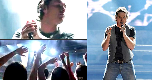 Michael Johns, American Idol | Song: ''We Will Rock You/We Are the Champions'' Theme Week: The Year You Were Born (performed by the Top 10) Michael struggled a bit once…