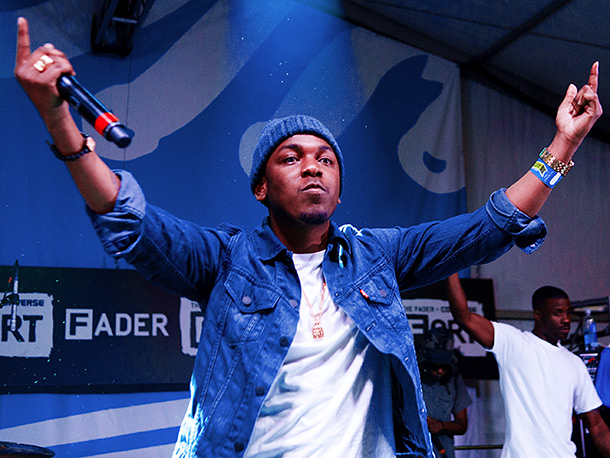 After taking South by Southwest by storm, the rising mix-tape rapper has quickly become one of the game's most sought-after new artists. Other tour dates…