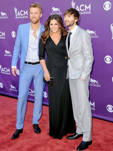 Academy of Country Music Awards, Dave Haywood, ...