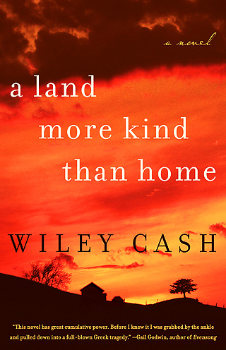 SOUTHERN STORY Cash weaves together the story of a sheriff, a young boy, and a church elder in his sharp Southern lit release