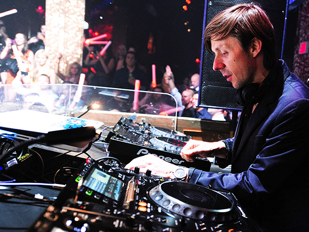 After saying ''Hello'' to international success back in 2010 with his giddy, ubiquitous dance-pop smash, the French DJ lent his production talents to none other…