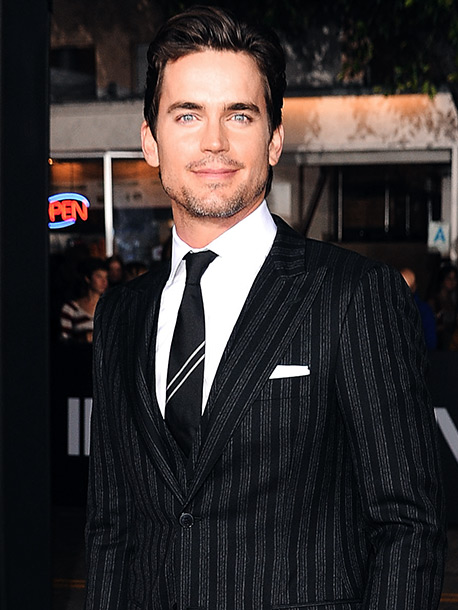 ''Matt Bomer for Christian.....you can always dye hair. Let's remember that he is supposed to be 'model' good looking.'' — wino