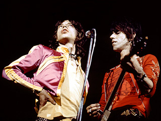 Mick Jagger Keith Ricahrds