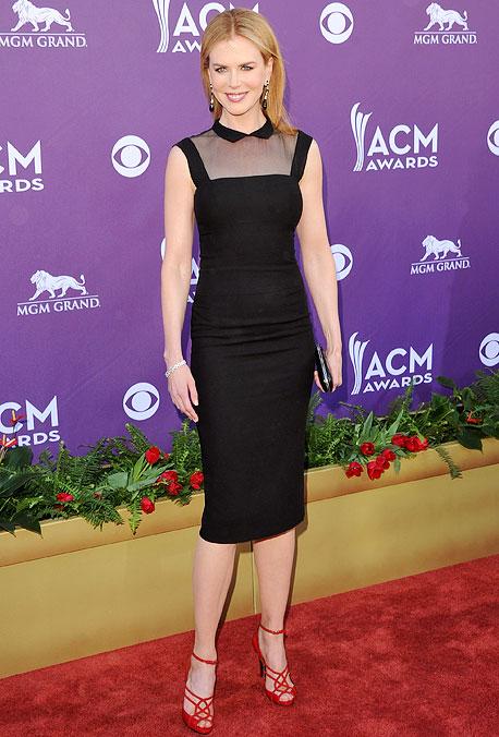 Academy of Country Music Awards, Nicole Kidman