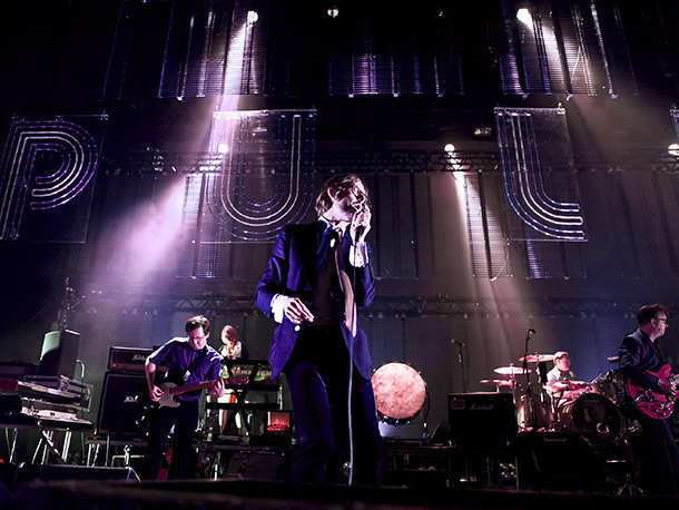 Pulp, Jarvis Cocker   The Britpop standouts (Jarvis Cocker pictured here) kick-started their reunion tour last year, but Coachella is among their first American outings since the Clinton-Blair era.…