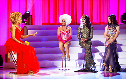 RuPauls Drag Race Reunited