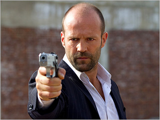 POINTLESS VIOLENCE Jason Statham in Safe