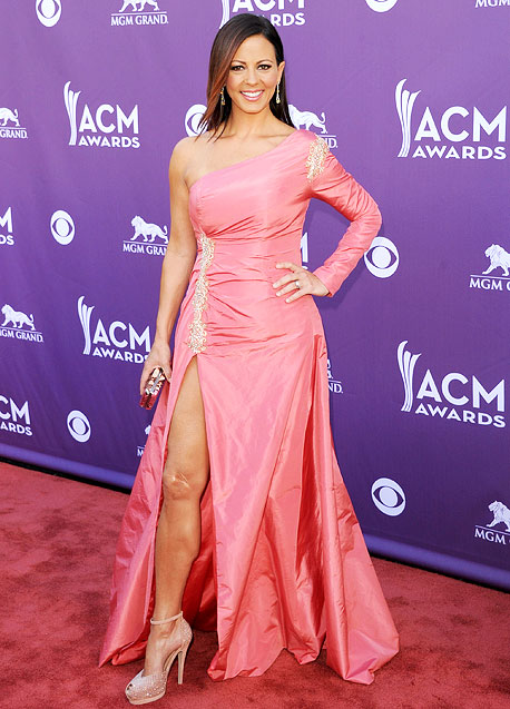Academy of Country Music Awards, Sara Evans