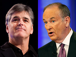 Sean Hannity Bill Oreilly