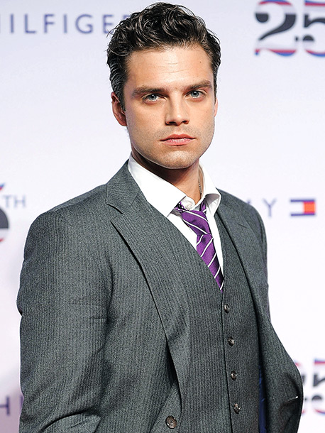 Sebastian Stan | ''Sebastian Stan has my vote after seeing him as the Mad Hatter — sexy, hot, capable of gentleness/vulnerability and then dangerous at the same time.…
