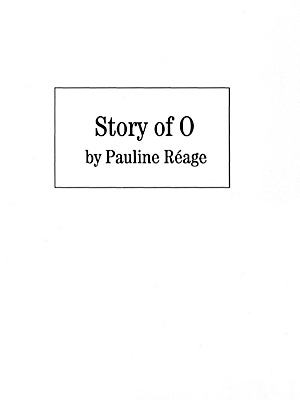 Réage's savage story of female submission, which won a major literary prize in France when it was published, has long been slammed by feminists.
