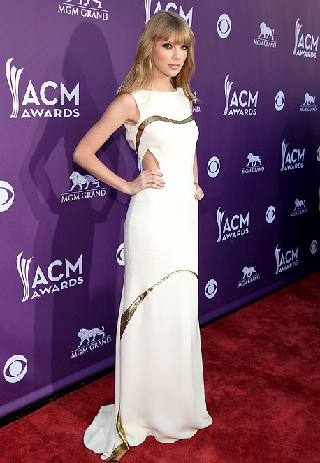Academy of Country Music Awards, Taylor Swift
