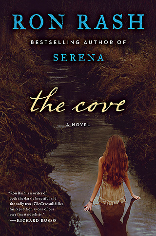 TALK OF THE TOWN Set against the backdrop of World War I, The Cove blends tones of the South within a harrowing mystery